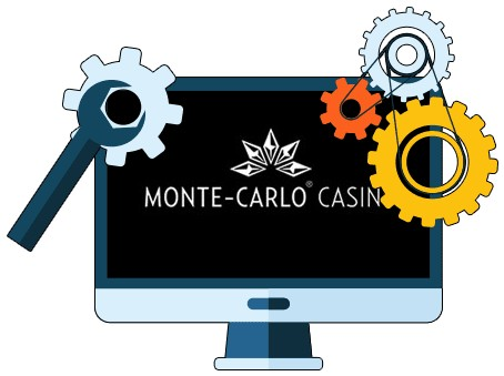 Monte Carlo Casino - Software
