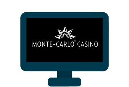 Monte Carlo Casino - casino review