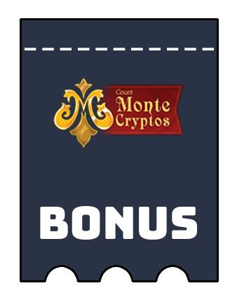 Latest bonus spins from Monte Cryptos