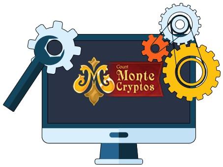 Monte Cryptos - Software