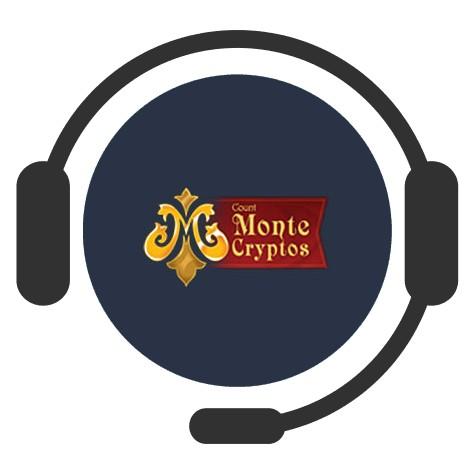 Monte Cryptos - Support