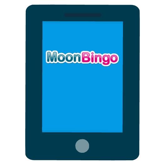 Moon Bingo - Mobile friendly