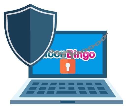 Moon Bingo - Secure casino