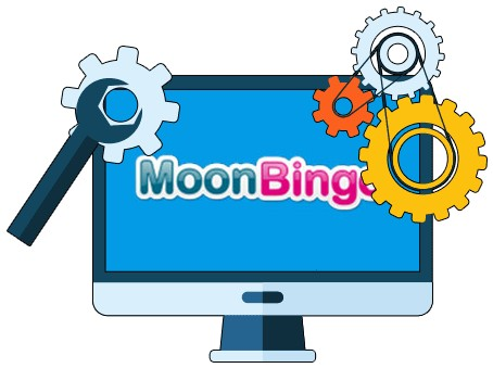 Moon Bingo - Software