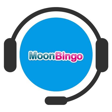 Moon Bingo - Support