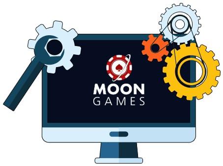 Moon Games - Software