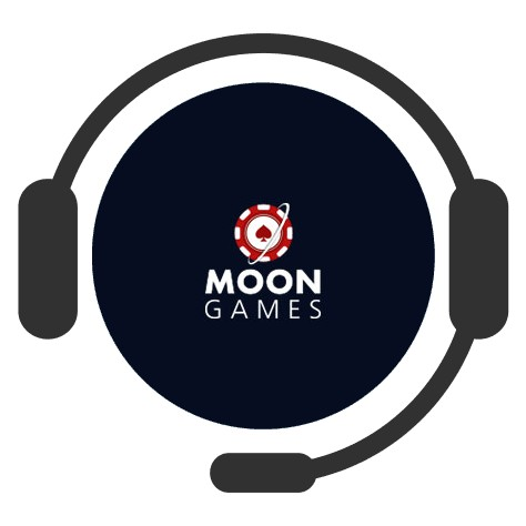 Moon Games - Support
