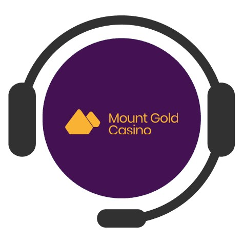 Mount Gold Casino - Support