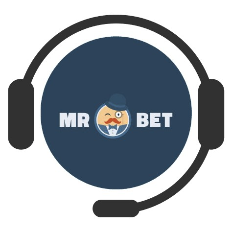 Mr Bet Casino - Support