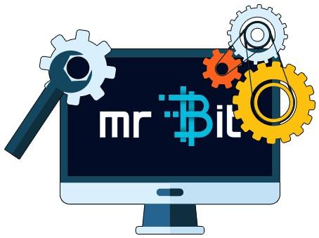 Mr Bit - Software