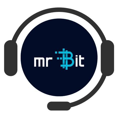 Mr Bit - Support