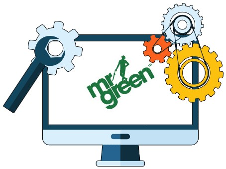 Mr Green Casino - Software