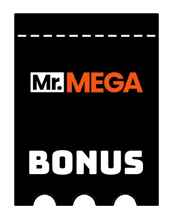 Latest bonus spins from Mr Mega