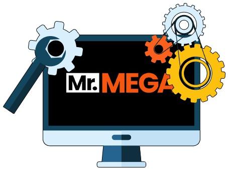 Mr Mega - Software