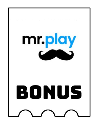 Latest bonus spins from Mr Play Casino