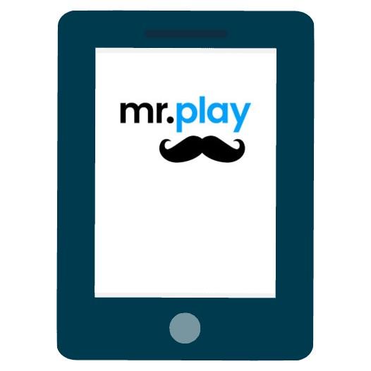Mr Play Casino - Mobile friendly