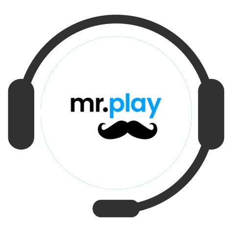 Mr Play Casino - Support