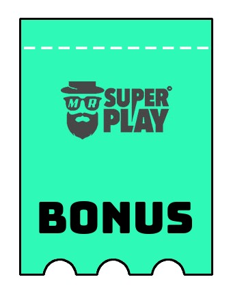 Latest bonus spins from Mr SuperPlay Casino