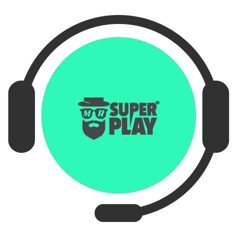 Mr SuperPlay Casino - Support