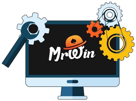 Mr Win Casino - Software