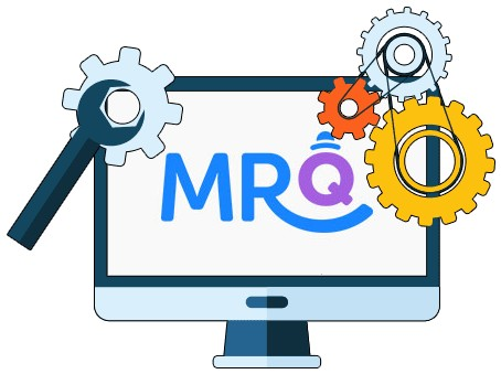 MrQ Casino - Software