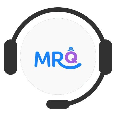 MrQ Casino - Support