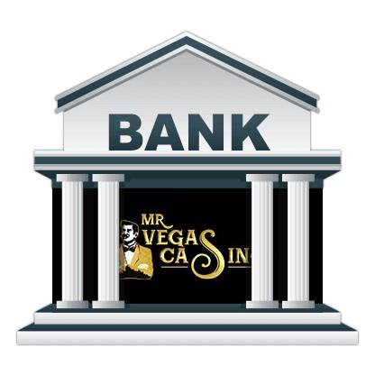 MrVegas - Banking casino