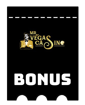 Latest bonus spins from MrVegas