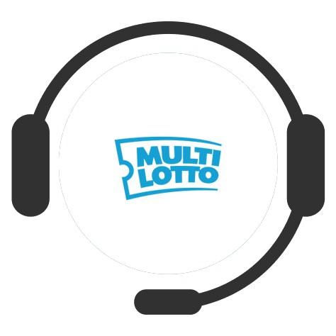 Multilotto Casino - Support