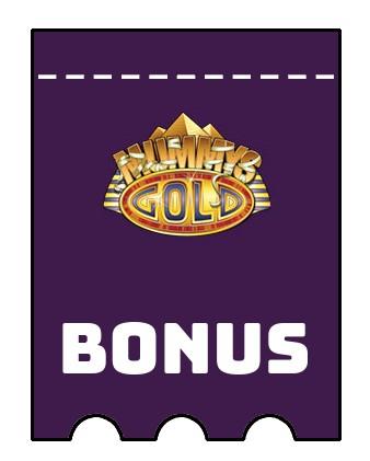 Latest bonus spins from Mummys Gold Casino