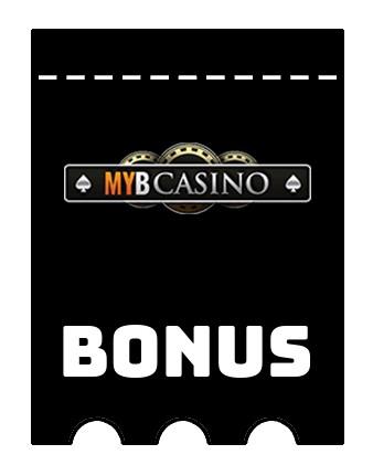 Latest bonus spins from Myb