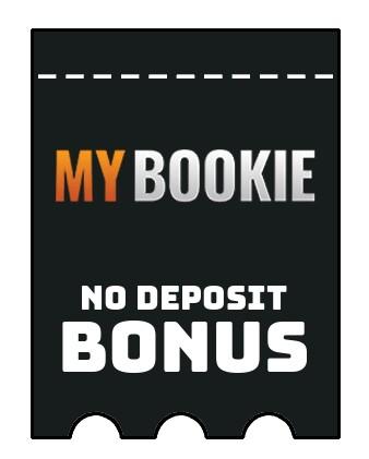 MyBookie - no deposit bonus CR