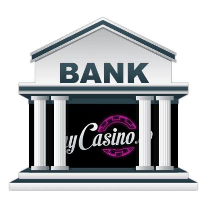 myCasino - Banking casino