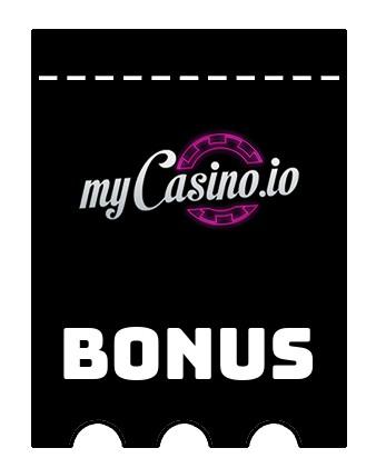 Latest bonus spins from myCasino