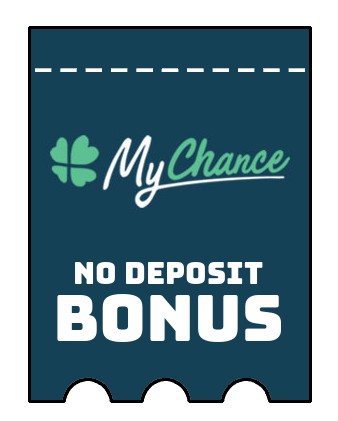 MyChance Casino - no deposit bonus CR
