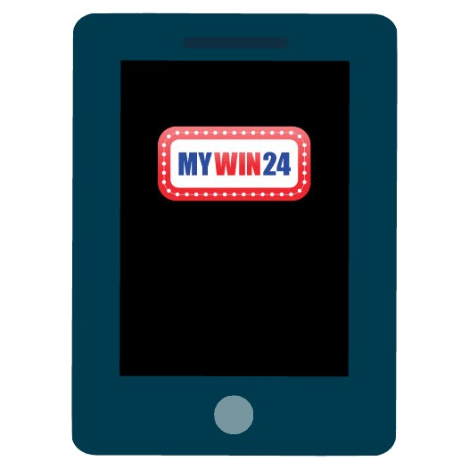 MyWin24 Casino - Mobile friendly