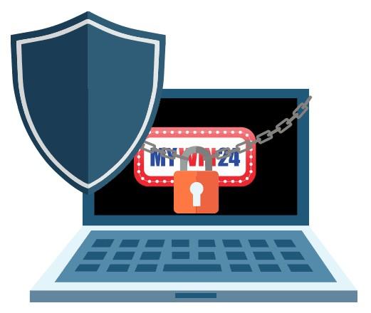 MyWin24 Casino - Secure casino