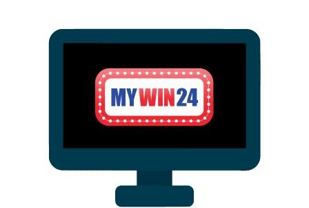 MyWin24 Casino - casino review