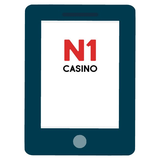 N1 Casino - Mobile friendly