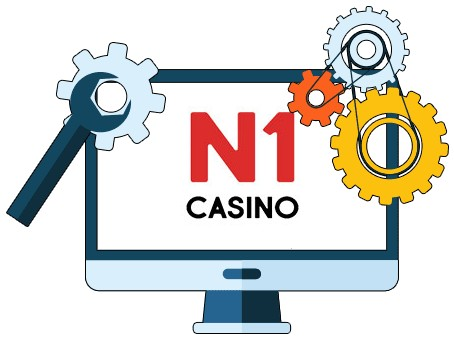 N1 Casino - Software