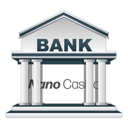 Nano Casino - Banking casino