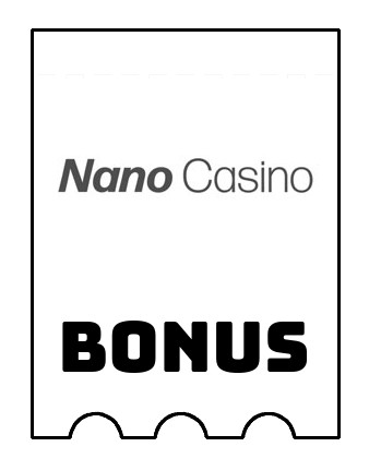 Latest bonus spins from Nano Casino