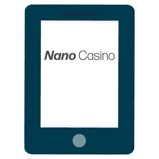 Nano Casino - Mobile friendly