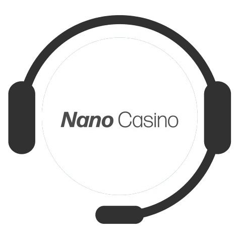 Nano Casino - Support