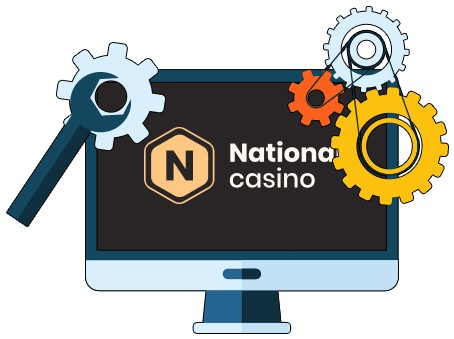 National Casino - Software