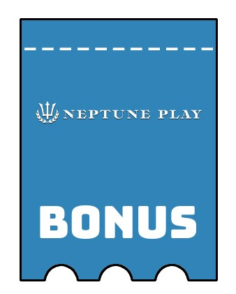 Latest bonus spins from Neptune Play