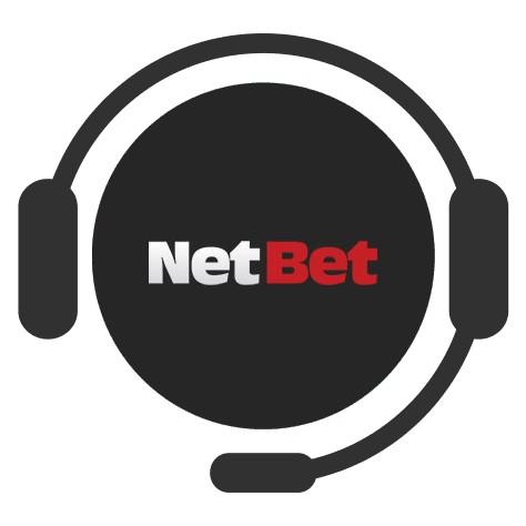NetBet Casino - Support