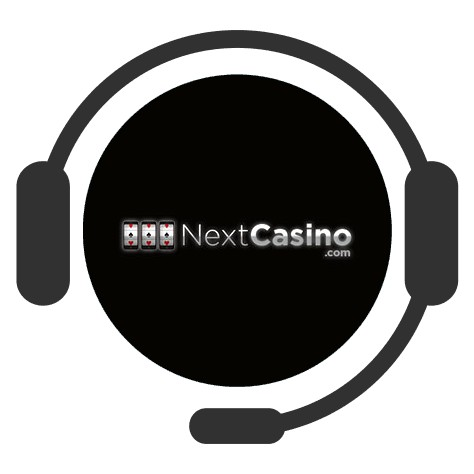 Next Casino - Support