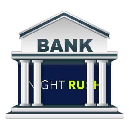 NightRush Casino - Banking casino