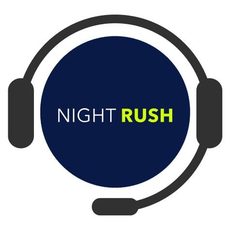 NightRush Casino - Support